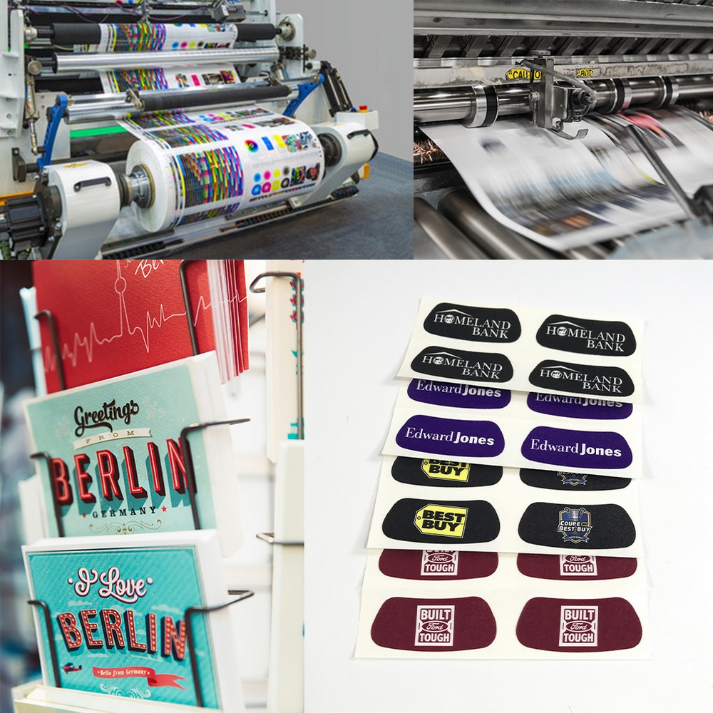 BRIDGE® the One-Stop Print Shop