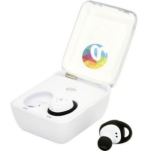 Bluetooth® Wireless Earbuds with Charger Case