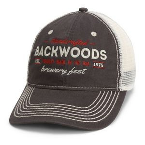 Classic Washed Trucker Cap
